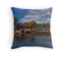 Mill - Sleepy Hollow Throw Pillow