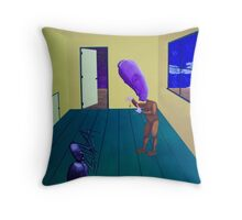 Ancient Relic Training Spider Throw Pillow