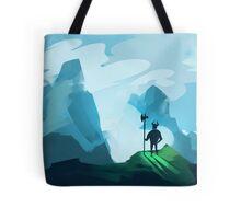 Fierce Warrior Tote Bag