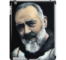 Saint Pio from Pietrelcina iPad Case/Skin