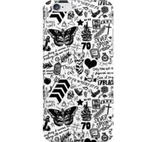 One Direction Tattoos 2015 iPhone Case/Skin