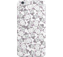 Unicorn Pattern iPhone Case/Skin