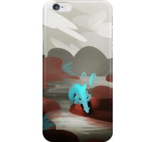 Dragon at the Lake iPhone Case/Skin