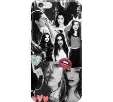 Lauren Jauregui From Fifth Harmony Collage Phone Case iPhone Case/Skin
