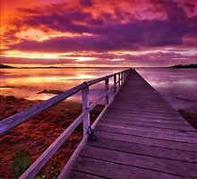 Jetty to Eternity by fischstarr