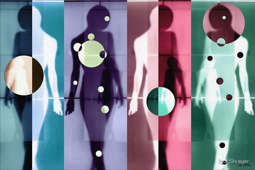 Body Language 6 by Igor Shrayer