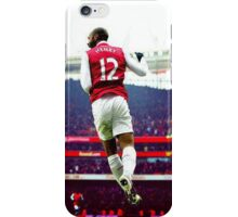 Thierry Henry Stadium View iPhone Case/Skin