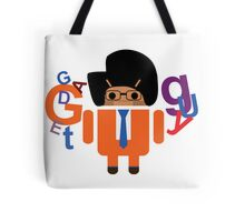 Gadget Guy V Android Tote Bag