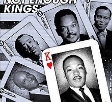 TOO MANY JOKERS NOT ENOUGH KINGS by garygorilla