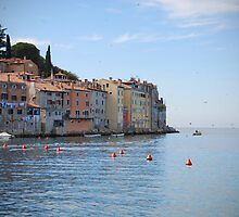 rovinj on the adriatic by jwsparkes