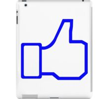 Like Symbol iPad Case/Skin