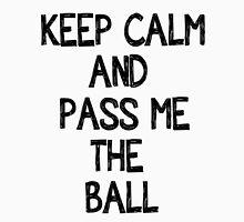 Keep Calm And Pass Me The Ball (Dimitar Berbatobv) Unisex T-Shirt