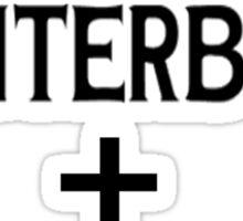 Archbishop Of Banterbury Sticker