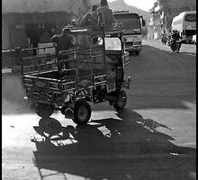 Syrian Truckin' by Kerryn Benbow