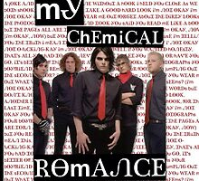 My Chemical Romance I'm Not Okay by fabrevolve