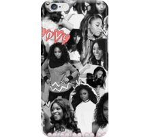 Normani Kordei From Fifth Harmony Collage Phone Case iPhone Case/Skin