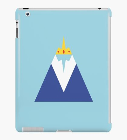 Adventure Time- Ice King iPad Case/Skin