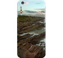 Tarbat Ness Lighthouse iPhone Case/Skin