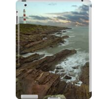 Tarbat Ness Lighthouse iPad Case/Skin