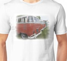 Back end of the Van Unisex T-Shirt