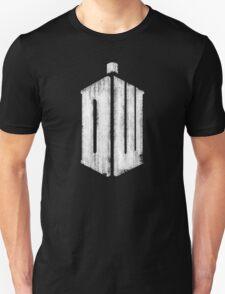 Doctor Who Grunge Unisex T-Shirt