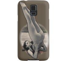 Yoga Girl Samsung Galaxy Case/Skin