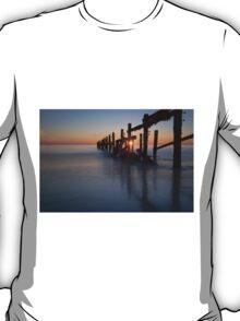 Happisburgh sunrise T-Shirt