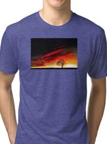 'Nature-Reflect' Tri-blend T-Shirt