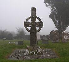 Ahenny High Celtic Cross,,Co.Tipperary,Ireland.25/01/2010 by Pat Duggan