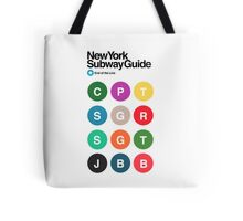 the end of the line Tote Bag