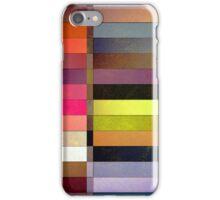 COLORSPLIT iPhone Case/Skin