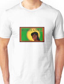Jamaican redhead Unisex T-Shirt