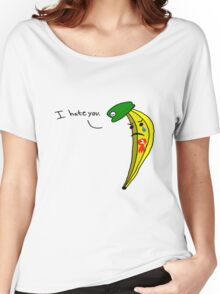 Second Banana Women's Relaxed Fit T-Shirt