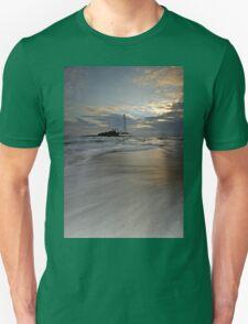 St. Mary's Lighthouse sunrise T-Shirt
