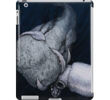 Whale vs. Squid iPad Case/Skin