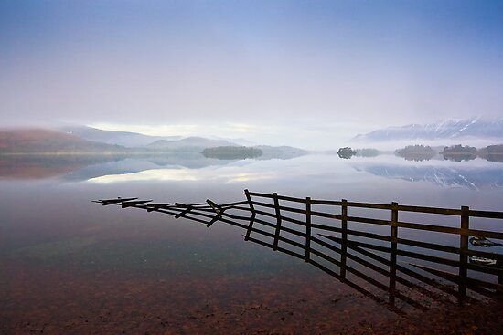 Derwent Water by David Lewins LRPS