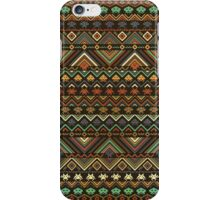 INDIANS VERSUS ALIENS (VARIANT) iPhone Case/Skin
