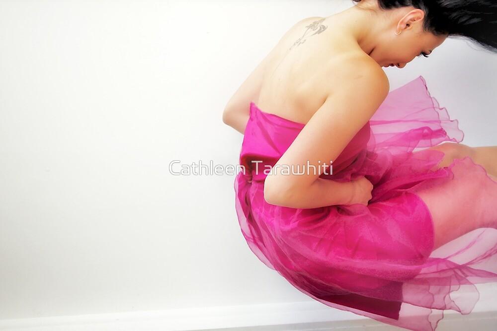 Pink Fun by Cathleen Tarawhiti