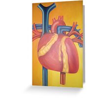 sterile heart Greeting Card