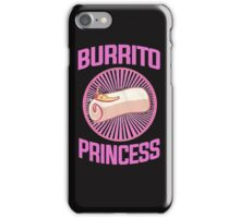 Burrito Princess iPhone Case/Skin