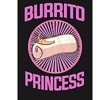 Burrito Princess Photographic Print