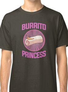 Burrito Princess Classic T-Shirt