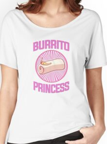 Burrito Princess Women's Relaxed Fit T-Shirt