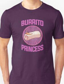 Burrito Princess Unisex T-Shirt