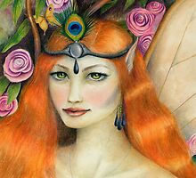 Briar Rose Faerie by KimTurner