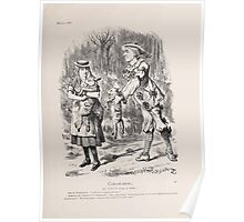 Cartoons by Sir John Tenniel selected from the pages of Punch 1901 0097 Consolation Poster