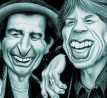 Old Rockers - Gimme Shelter Sticker