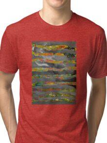 Abstract Tri-blend T-Shirt