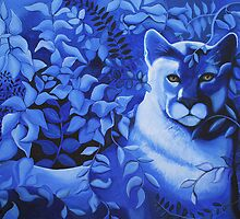 cougar by Bonnie Kelso