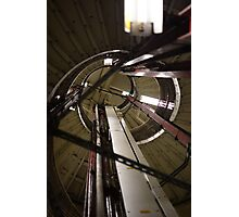 London Underground Emergency Exit Photographic Print